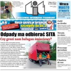 TIT - Tomaszowski Informator Tygodniowy nr 29 (1200) z 19 lipca 2013r.