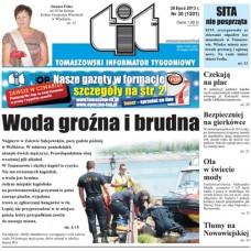 TIT - Tomaszowski Informator Tygodniowy nr 30 (1201) z 26 lipca 2013r.