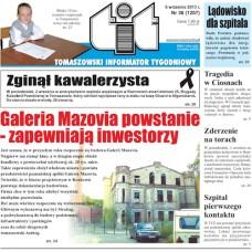 TIT - Tomaszowski Informator Tygodniowy nr 36 (1207) z 6 września 2013r.