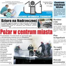 TIT - Tomaszowski Informator Tygodniowy nr 37 (1208) z 13 września 2013r.