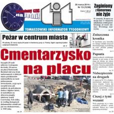 TIT - Tomaszowski Informator Tygodniowy nr 13 (1236) z 28 marca 2014r.