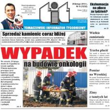 TIT - Tomaszowski Informator Tygodniowy nr 9 (1232) z 28 lutego 2014r.