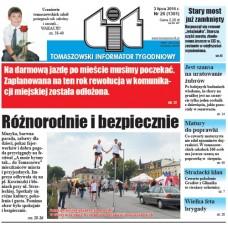 TIT - Tomaszowski Informator Tygodniowy nr 26 (1301) z 3 lipca 2015r.