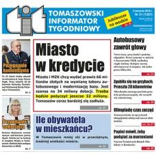TIT - Tomaszowski Informator Tygodniowy nr 31 (1357) z 5 sierpnia 2016r.