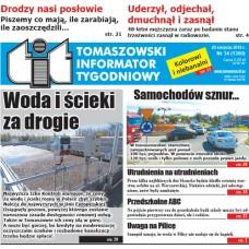 TIT - Tomaszowski Informator Tygodniowy nr 34 (1360) z 26 sierpnia 2016r.