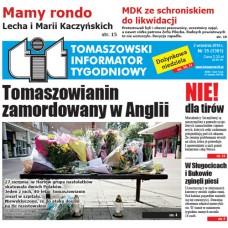 TIT - Tomaszowski Informator Tygodniowy nr 35 (1361) z 2 września 2016r.