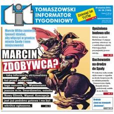 TIT - Tomaszowski Informator Tygodniowy nr 39 (1365) z 30 września 2016r.