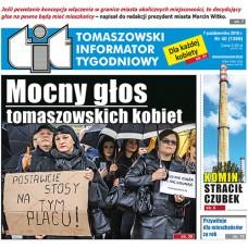 TIT - Tomaszowski Informator Tygodniowy nr 40 (1366) z 7 października 2016r.