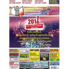 TIT - Tomaszowski Informator Tygodniowy nr 52 (1378) z 30 grudnia 2016r.