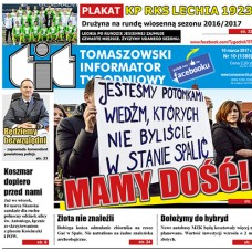 TIT - Tomaszowski Informator Tygodniowy nr 10 (1388) z 10 marca 2017r.