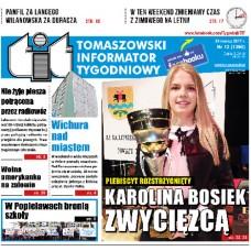 TIT - Tomaszowski Informator Tygodniowy nr 12 (1390) z 24 marca 2017r.