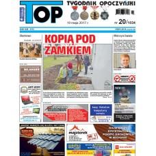 TIT - Tomaszowski Informator Tygodniowy nr 20 (1398) z 19 maja 2017r.