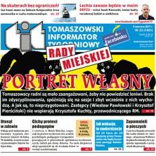 TIT - Tomaszowski Informator Tygodniowy nr 23 (1401) z 9 czerwca 2017r.
