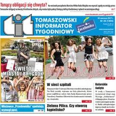 TIT - Tomaszowski Informator Tygodniowy nr 26 (1404) z 30 czerwca 2017r.