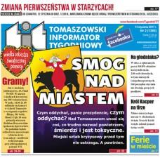 TIT - Tomaszowski Informator Tygodniowy nr 2 (1380) z 13 stycznia 2017r.