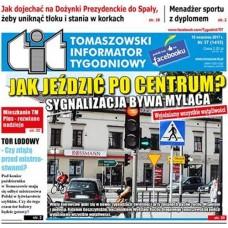 TIT - Tomaszowski Informator Tygodniowy nr 37 (1415) z 15 września 2017r.