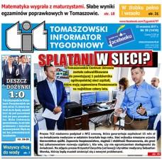 TIT - Tomaszowski Informator Tygodniowy nr 38 (1416) z 22 września 2017r.