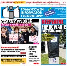 TIT - Tomaszowski Informator Tygodniowy nr 40 (1418) z 6 października 2017r.