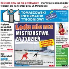 TIT - Tomaszowski Informator Tygodniowy nr 42 (1420) z 20 października 2017r.