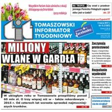 TIT - Tomaszowski Informator Tygodniowy nr 9 (1387) z 3 marca 2017r.