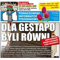 TIT - Tomaszowski Informator Tygodniowy nr 10 (1440) z 9 marca 2018r.