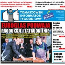 TIT - Tomaszowski Informator Tygodniowy nr 11 (1441) z 16 marca 2018r.