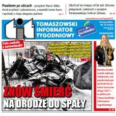 TIT - Tomaszowski Informator Tygodniowy nr 12 (1442) z 23 marca 2018r.