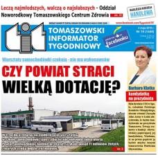 TIT - Tomaszowski Informator Tygodniowy nr 18 (1448) z 4 maja 2018r.
