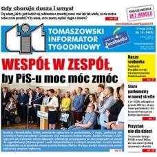 TIT - Tomaszowski Informator Tygodniowy nr 19 (1449) z 11 maja 2018r.
