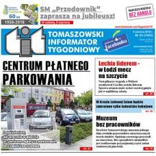 TIT - Tomaszowski Informator Tygodniowy nr 23 (1453) z 8 czerwca 2018r.