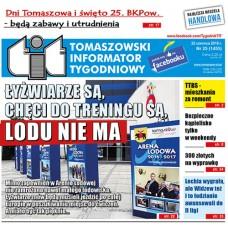 TIT - Tomaszowski Informator Tygodniowy nr 25 (1455) z 22 czerwca 2018r.