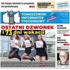 TIT - Tomaszowski Informator Tygodniowy nr 26 (1456) z 29 czerwca 2018r.