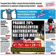 TIT - Tomaszowski Informator Tygodniowy nr 27 (1457) z 6 lipca 2018r.