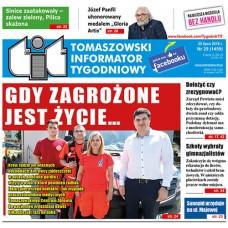 TIT - Tomaszowski Informator Tygodniowy nr 29 (1459) z 20 lipca 2018r.