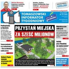 TIT - Tomaszowski Informator Tygodniowy nr 30 (1460) z 27 lipca 2018r.