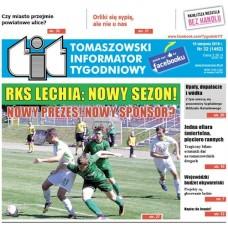 TIT - Tomaszowski Informator Tygodniowy nr 32 (1462) z 10 sierpnia 2018r.