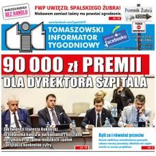 TIT - Tomaszowski Informator Tygodniowy nr 36 (1466) z 7 września 2018r.