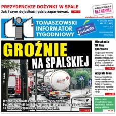 TIT - Tomaszowski Informator Tygodniowy nr 37 (1467) z 14 września 2018r.