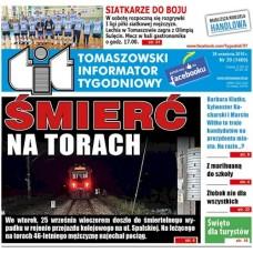 TIT - Tomaszowski Informator Tygodniowy nr 39 (1469) z 28 września 2018r.