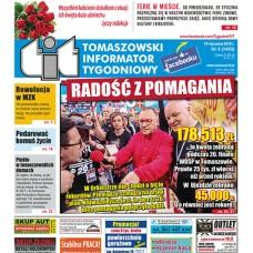 TIT - Tomaszowski Informator Tygodniowy nr 3 (1433) z 19 stycznia 2018r.