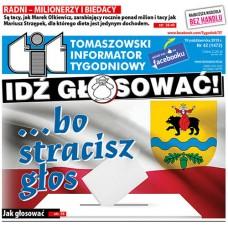 TIT - Tomaszowski Informator Tygodniowy nr 42 (1472) z 19 października 2018r.