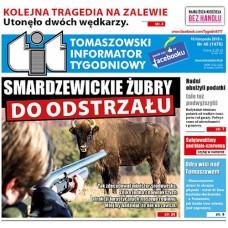 TIT - Tomaszowski Informator Tygodniowy nr 46 (1476) z 16 listopada 2018r.