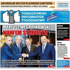 TIT - Tomaszowski Informator Tygodniowy nr 48 (1478) z 30 listopada 2018r.