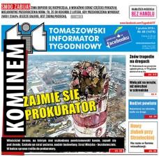 TIT - Tomaszowski Informator Tygodniowy nr 49 (1479) z 7 grudnia 2018r.