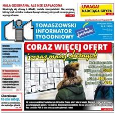 TIT - Tomaszowski Informator Tygodniowy nr 4 (1434) z 26 stycznia 2018r.
