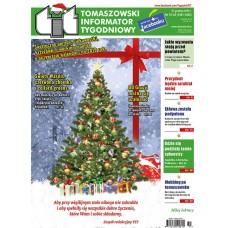 TIT - Tomaszowski Informator Tygodniowy nr 51/52 (1481/1482) z 21 grudnia 2018r.