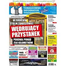 TIT - Tomaszowski Informator Tygodniowy nr 10 (1492) z 8 marca 2019r.