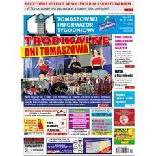 TIT - Tomaszowski Informator Tygodniowy nr 27 (1509) z 5 lipca 2019r.