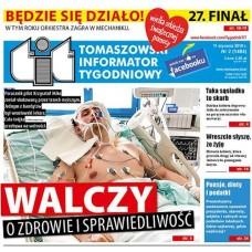 TIT - Tomaszowski Informator Tygodniowy nr 2 (1484) z 11 stycznia 2019r.