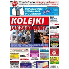 TIT - Tomaszowski Informator Tygodniowy nr 31 (1513) z 2 sierpnia 2019r.